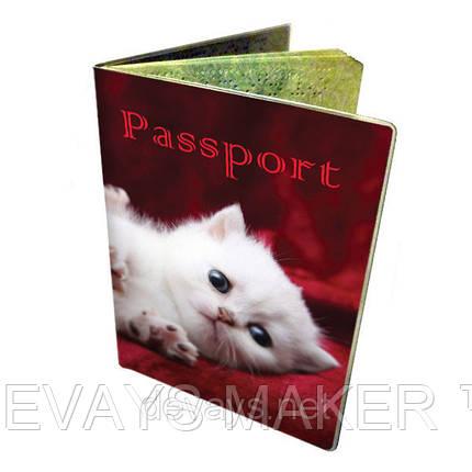 Обложка для паспорта Котёнок, фото 2