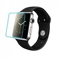 Защитное стекло для Apple Watch 38 mm с закругленными краями (2.5D)