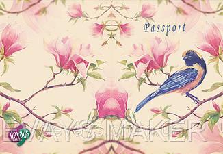 Обложка для паспорта Синица, фото 2