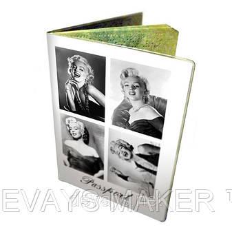 Обложка для паспорта Кино Дива, фото 2
