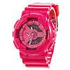 Акция! Мужские (женские) спортивные наручные часы Casio G-Shock ga-110 розовые - AAA копия, полный к