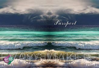 Обложка на паспорт Море, фото 2