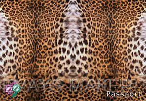 Обложка для паспорта Леопард, фото 2