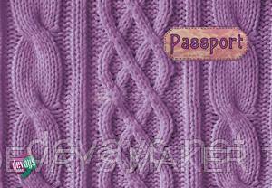 Обложка на паспорт Свитер, фото 2