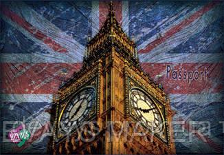 Обложка для паспорта Great Britain, фото 2