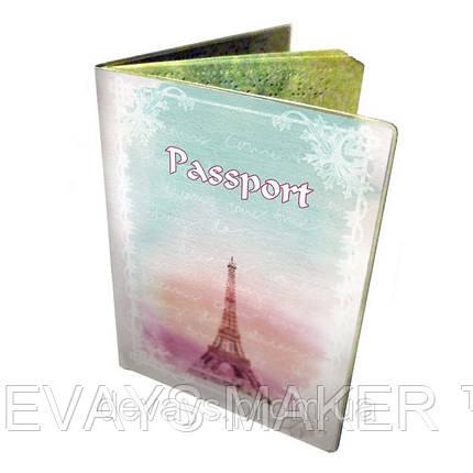 Обложка для паспорта Столица Романтики, фото 2