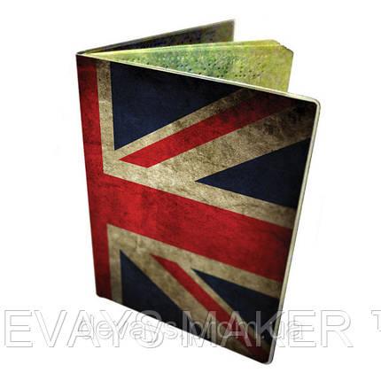 Обложка для паспорта Great Britain flag, фото 2