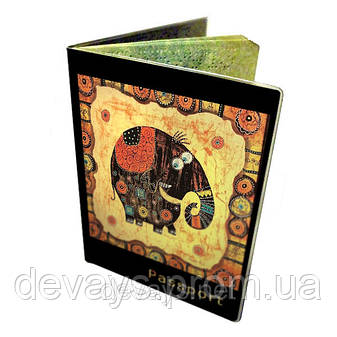 Обложка для паспорта Слоник, фото 2