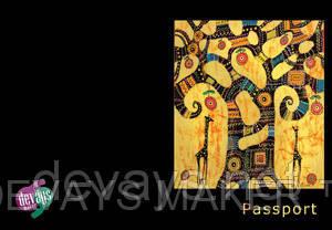 Обложка для паспорта Африка, фото 2
