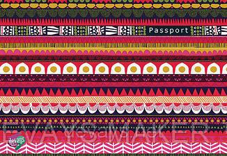 Обложка на паспорт Весёлый Узор, фото 2
