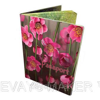 Обложка на паспорт Висящие сады, фото 2