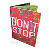 Обложка для автодокументов  Don't Stop