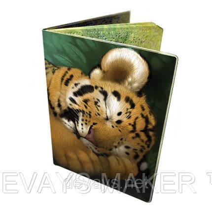 Обложка для паспорта Тигрёнок, фото 2
