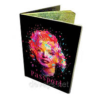 Обложка для паспорта Мерлин