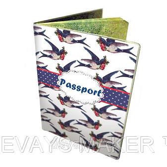 Обложка на паспорт Ласточки, фото 2