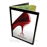 Оригинальная обложка для паспорта Дьявол носит Прада