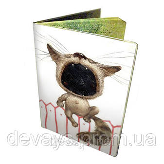 Обложка для паспорта Весна, фото 2