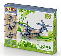 Конструктор Вертолеты, 3 модели, серия Eco Builds, Engino