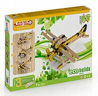 Конструктор Самолеты, 3 модели, серия Eco Builds, Engino