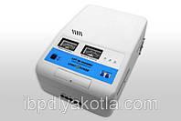 Стабилизатор напряжения Logicpower LPT-W-10000RV (7000Вт) Белый, фото 1
