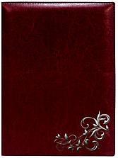 """Папка тиснение """"Узор"""", Nebraska, цвет ассорти, Optima, 36038"""