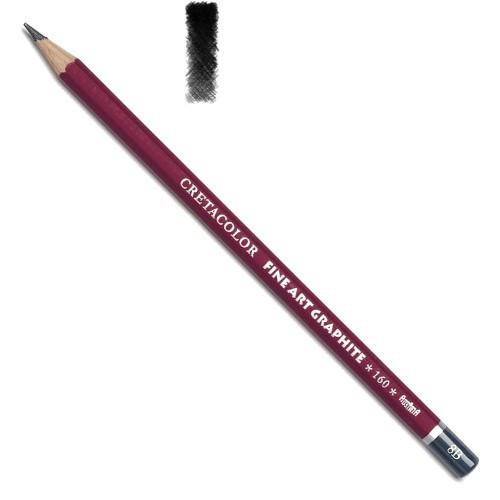 Карандаш графитный 8B, Fine art graphite, Cretacolor, 90516008