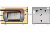 Бойлер косвенного нагрева горизонтальный Meibes WWS-TS 150 (серебряный)