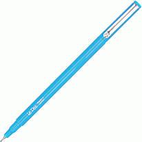 Ручка для бумаги, капиллярная, флуоресцентная голубая, 0,3 мм, Le Pen 4300-S, Marvy, 120004300903