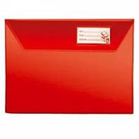 Папка для тетрадей 260*180 мм, ПВХ, цвет ассорти, Olli, OL-9370, 443004
