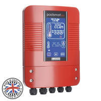 Elecro Цифровой контроллер Elecro Poolsmart Plus для теплообменников G2/SST