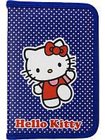 "Пенал 1 отделение, 1 отворот, ""Hello Kitty"", Kite, HK14-621-3K, 825149"