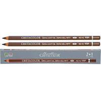 Карандаш для рисования, Сепия масляная светлая 2, Cretacolor, 863422