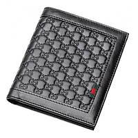 Мужской бумажник GUCCI GDZ-938 черный