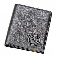 Мужской бумажник GUCCI GDR-938 черный