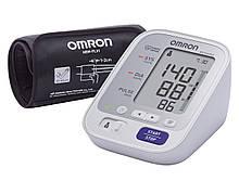 Автоматический тонометр на плечо OMRON M3 Comfort c каркасной  манжетой 22-42 см