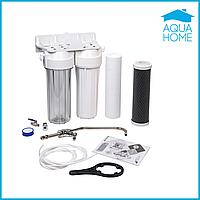 Двухступенчатая система очистки воды Aquafilter FP-W-K1