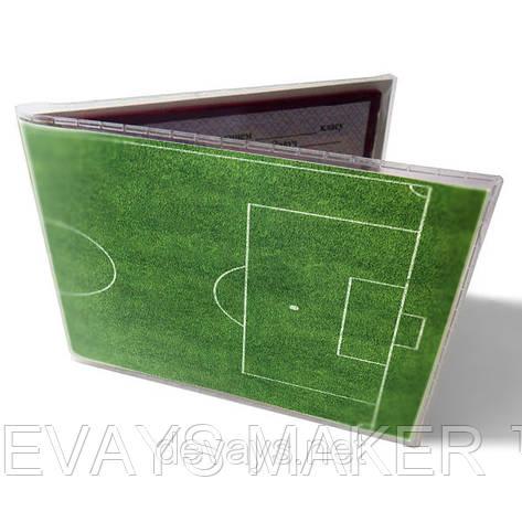 Обложка для ученического Футбольное поле, фото 2