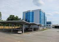 Строительство общественных, промышленных зданий и сооружений под ключ