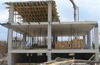 Стоительно-монтажные работы в промышленном и гражданском строительстве (монтаж зданий и сооружений,