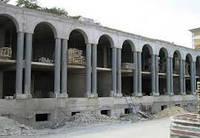 Строительные работы по капитальному ремонту гражданских зданий и сооружений.