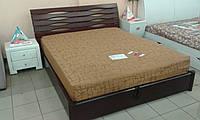 Кровать деревянная Мария (наличие салон Ирпень)