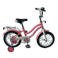 """Велосипед Profi Trike L 1491 14"""" (розовый)"""