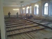 Ремонт и реконструкция зданий и помещений