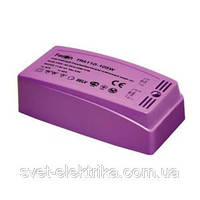 Трансформатор электронный пластик с плавным пуском Feron TRA110 60w 220v/12v