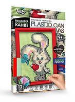 Вышивка на пластиковой канве PLASTIC CANVAS Danko Toys PC-01-07
