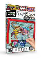 Вышивка на пластиковой канве PLASTIC CANVAS Danko Toys PC-01-08