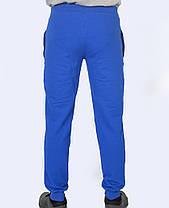 Штаны спортивные трикотажные Adidas под манжет, фото 2