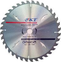 Пила дисковая с твердосплавной  напайкой КТ PROFESSIONAL 350х32  36Т, фото 1