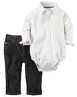 """Комплект одежды для мальчика Carters """"Праздничный"""""""