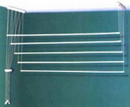 Сушилка потолочная металическая 160-P5 160 см